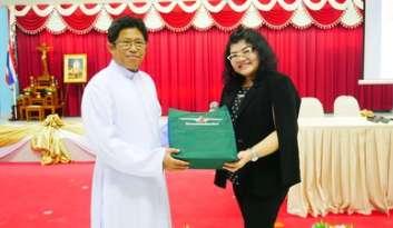 เสริมสร้างศักยภาพครูดรุณากาญจนบุรีโรงเรียนดรุณากาญจนบุรี