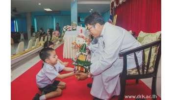 พิธีไหว้ครูประจำปีการศึกษา-2560-แผนกอนุบาล