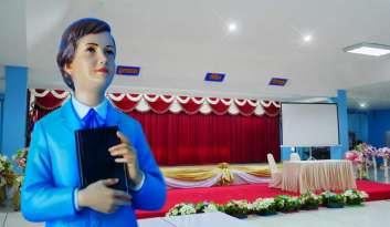 ห้องประชุมเซนต์ดอมินิก-ซาวีโอโรงเรียนดรุณากาญจนบุรี