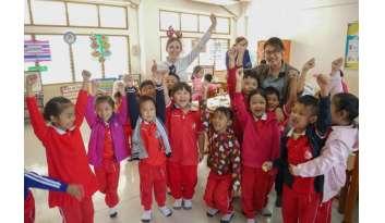 ฉลองคริสตมาสและปีใหม่-2018-ภายในโรงเรียน
