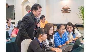 พัฒนาศักยภาพครู-ประชุมเชิงปฏิบัติการยกระดับคุณภาพผู้เรียน