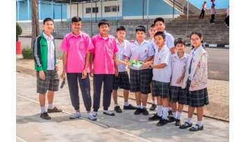 ทีมอากาศยานบังคับวิทยุโรงเรียนดรุณากาญจนบุรี