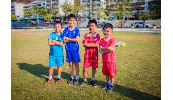 เตรียมพร้อมสู่การเป็นทีมฟุตบอลดรุณากาญจนบุรี