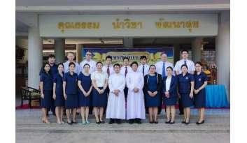 วจนพิธีกรรมโอกาสเปิดปีการศึกษา-๒๕๖๑ดรุณากาญจนบุรี