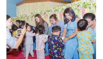 กิจกรรมวันแม่แห่งชาติ-แผนกอนุบาล-ปีการศึกษา-2561