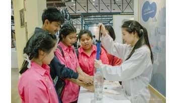 ทัศนศึกษามหกรรมวิทยาศาสตร์และเทคโนโลยีแห่งชาติ-2561