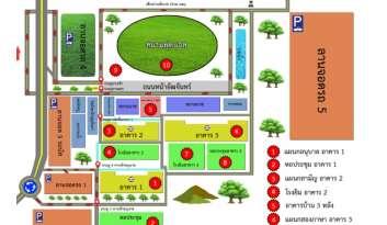 แผนผังโรงเรียนดรุณากาญจนบุรี