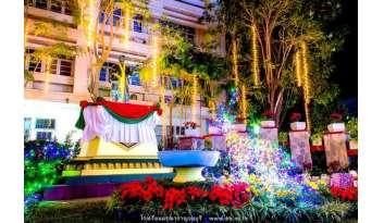 เฉลิมฉลองคริสต์มาส-โรงเรียนดรุณากาญจนบุรี