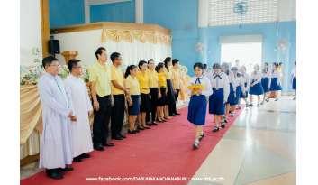 เลือกตั้งสภานักเรียนโรงเรียนดรุณากาญจนบุรี