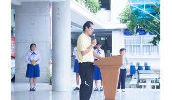 วันต่อต้านยาเสพติดโลก-โรงเรียนดรุณากาญจนบุรี