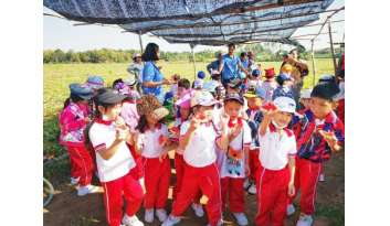 ทัศนศึกษาสวนแตงโม-เด็กระดับชั้นอนุบาล-3-2kg-3-1