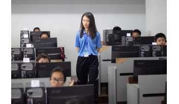 โรงเรียนดรุณากาญจนบุรีเป็นสนามสอบ-hskk