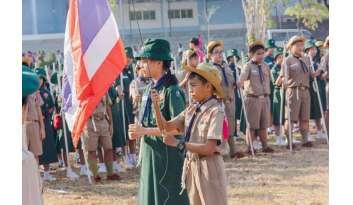 กิจกรรมเข้าค่ายพักแรม-ลูกเสือ-เนตรนารี-โรงเรียนดรุณากาญจนบุรี