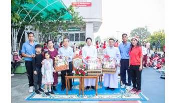 กิจกรรมเทศกาลคริสต์มาสและวันขึ้นปีใหม่-โรงเรียนดรุณากาญจนบุรี