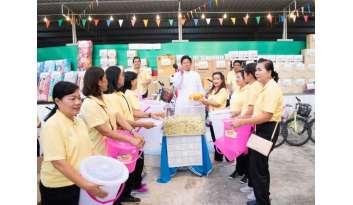 การจับฉลากสอยดาวคริสต์มาส-2019-โรงเรียนดรุณากาญจนบุรี