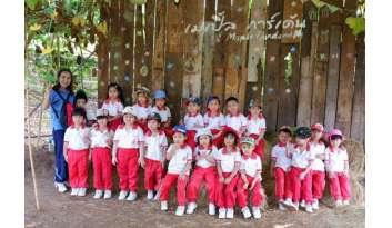 ทัศนศึกษาสวนเมเปิ้ลmaple-gardensกาญจนบุรี