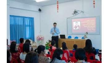 งานบริการวิชาการ-ภาษาจีน-ทางเลือกอนาคตบุตรหลานไทย