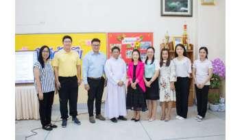 การจัดทำหลักสูตรภาษาจีนแผนการเรียนภาษาจีนระดับมัธยมศึกษา