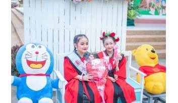 วันแห่งความยินดีอนุบาลโรงเรียนดรุณากาญจนบุรี