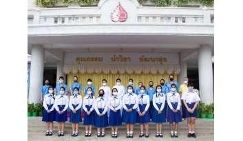 พิธีแต่งตั้งคณะกรรมการสภานักเรียน-ปีการศึกษา-2563