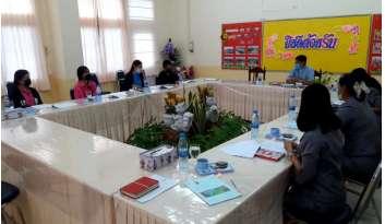โรงเรียนดรุณากาญจนบุรีดำเนินการประชุมคณะกรรมการภาคี-4-ฝ่าย