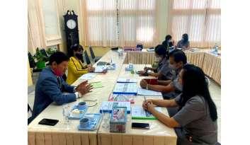 ดรุณากาญจนบุรีรับการนิเทศจากสำนักงานศึกษาธิการจังหวัดกาญจนบุรี