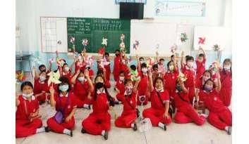 โรงเรียนดรุณากาญจนบุรีจัดกิจกรรมสัปดาห์วิทยาศาสตร์
