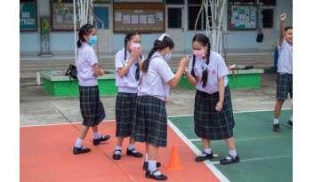 กิจกรรมยามเช้าmorning-activityดรุณากาญจนบุรี
