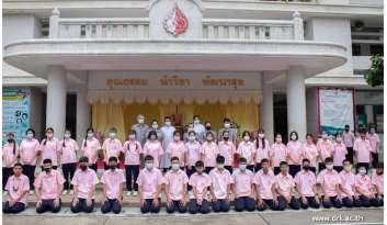 โรงเรียนดรุณากาญจนบุรีจัดกิจกรรมเนื่องในวันปิยมหาราช