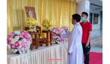 โรงเรียนดรุณากาญจนบุรีจัดกิจกรรมวันพ่อแห่งชาติ