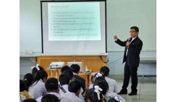 โรงเรียนดรุณากาญจนบุรีได้จัดกิจกรรมวันเอดส์โลก