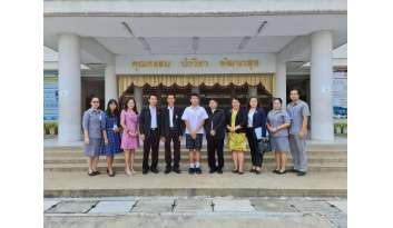 การประเมินนักเรียนโครงการทุนการศึกษาพระราชทานม-ท-ศ