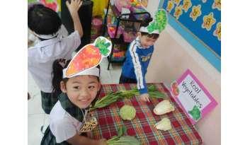 project-approach-หนูน้อยรักผักดรุณากาญจนบุรี