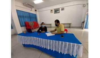 โรงเรียนดรุณากาญจนบุรีรับการนิเทศจากศึกษานิเทศก์-ศธจกาญจนบุรี